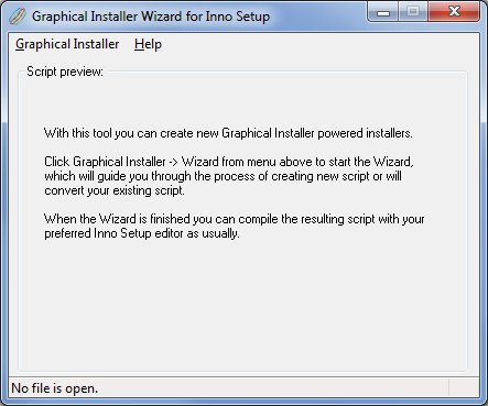 graphical installer for inno setup online help graphical installer rh graphical installer com manual inno setup español inno setup manual pdf