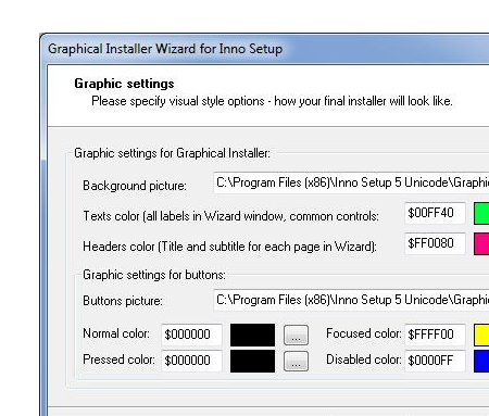 Graphical Installer